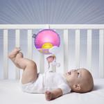 لعبة للنوم للأطفال فيرست دريمز من شيكو (وردي)