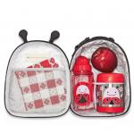 Skip Hop Zoo Insulated Food Jar- Ladybug