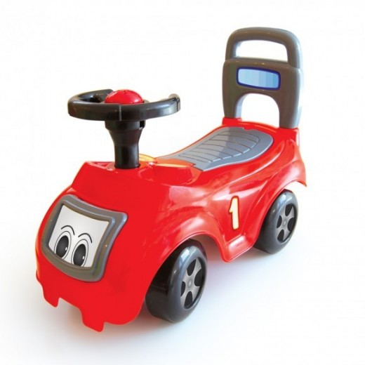Dolu Sit and Ride-Red