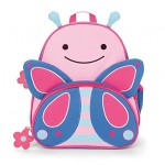 Skip Hop Zoo Little Kid BackPack Butterfly
