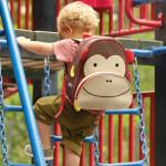 حقيبة للاطفال متعددة الالوان من سكيب هوب , مونكي