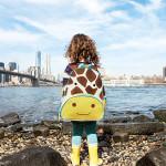 Skip Hop Zoo Little Kid Backpack - Giraffe