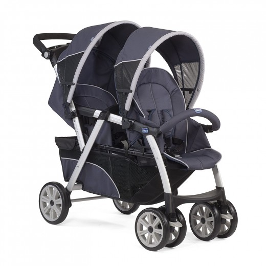 Chicco Twin Stroller Together Natur