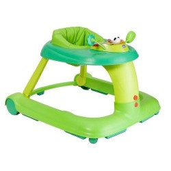 Chicco 123 Baby Walker - Green