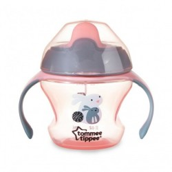 Tommee Tippee First Trainer Cup 4m+, 150 ml, Peach