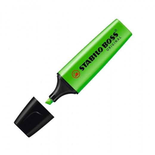Stabilo Boss Original Highlighter - Green