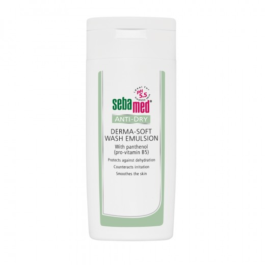 Sebamed Anti-Dry Derma Soft Wash Emulsion