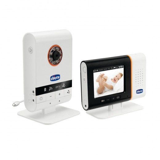 Chicco Baby Monitor Top Digital Video USB