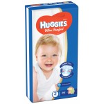 Huggies Jumbo Size (3) 4-9KG 46 Diapers
