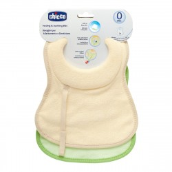 Chicco Feeding & Soothing Bibs 2 Pieces