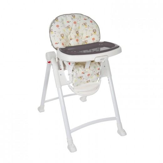 GRACO Contempo High Chair, Ted and Coco