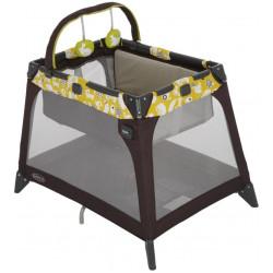 سرير هزاز متنقل للأطفال  من جراكو بلون أخضر