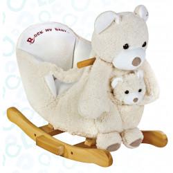 aBaby - Cream bear