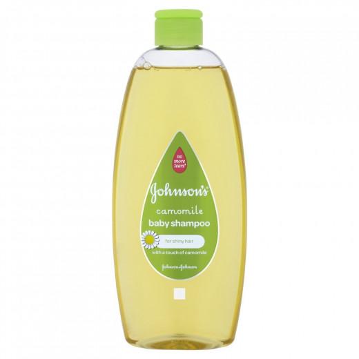 Johnson's Baby Camomile Shampoo 500ml