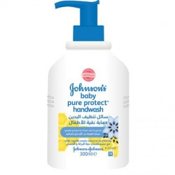 Johnsons Baby Pure Protect Kids Hand Wash 300ml