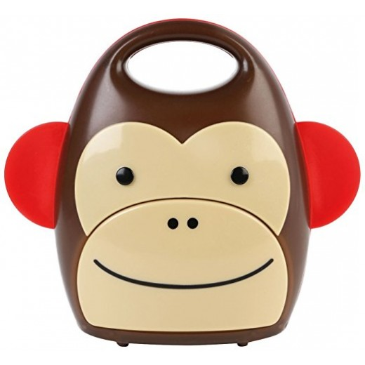 Skip Hop Zoo Take-Along Nightlight, Marshall Monkey