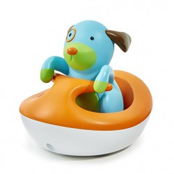Skip Hop Zoo Bath Rev-Up Wave Rider, Dog