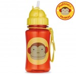 Skip Hop Zoo Straw Bottle - Monkey