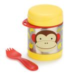 Skip Hop Zoo Insulated Food Jar - Monkey