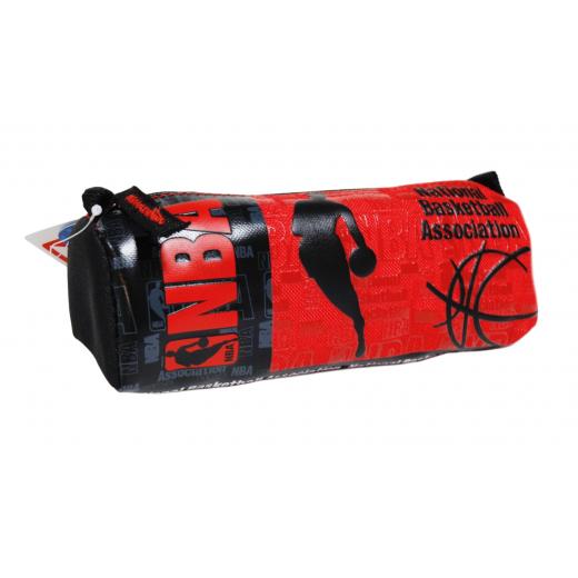 NBA Red Pencil Bag