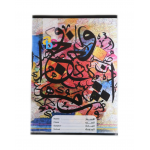 ABC Sleeved notebook Arabic 60 pages