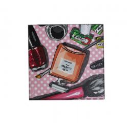 YM Sketch-MakeUp Coasters