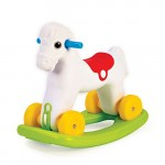 Dolu Rocking Horse with Wheels