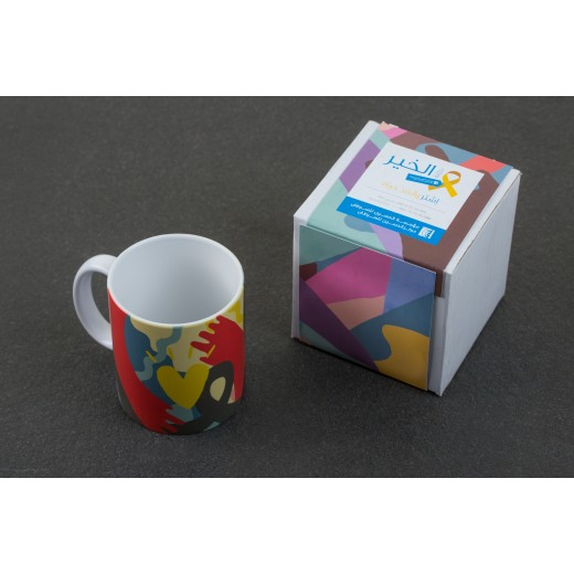 Mug - Colorful - Hope Shop By KHCF