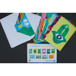 Hope Shop By KHCF - Greeting Cards Hand drawn by the pediatric patients