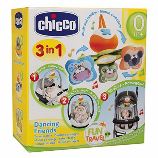 Chicco Safari cot mobile