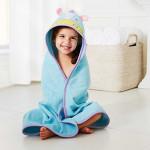 Skip Hop Zoo Hooded Towel - Unicorn