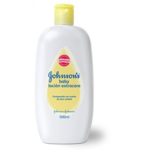 Johnson's Baby Extracare Lotion 500ml