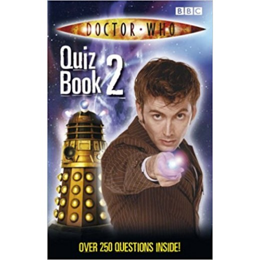 """Doctor Who"" Quiz Book: Bk. 2"