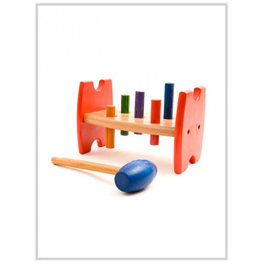 Edu Fun Hammering Bench