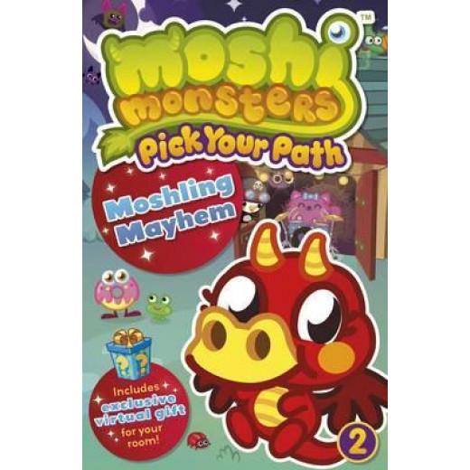 Moshi Monsters Pick Your Path 2: Moshling Mayhem