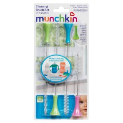 Munchkin Cleaning Brush Set