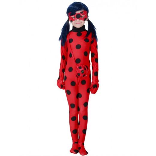 Miraculous Halloween Costume, 3-7 years
