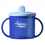 Tommee Tippee Essentials First Cup, Navy Blue