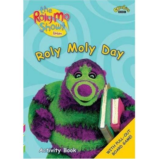 Roly mo show : ativity book
