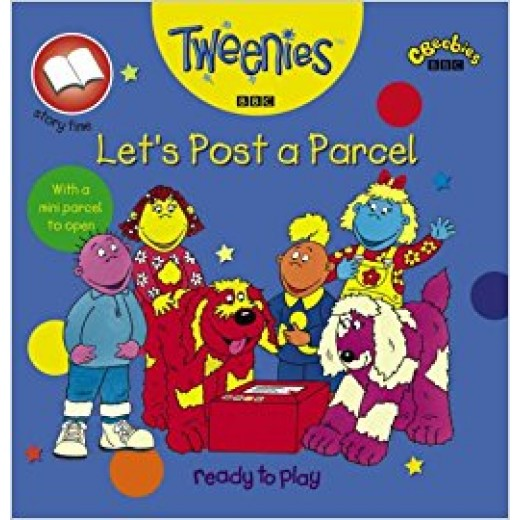 Lets Post a Parcel: A Surprise Storybook (Tweenies)