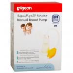 Pigeon Breast Pump Manual Conventional