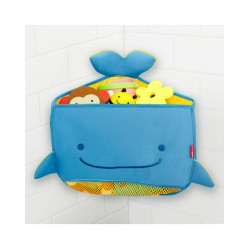 Skip Hop Moby Corner Bath Organizer - Blue