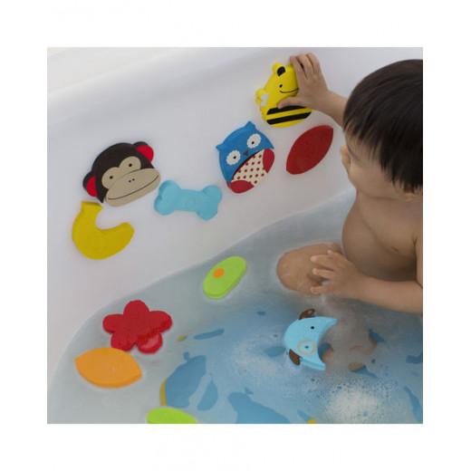Skip Hop Zoo Mix & Match Foam Pals Bath Toys