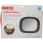Skip Hop Style Driven Backseat Baby Car Mirror, Black
