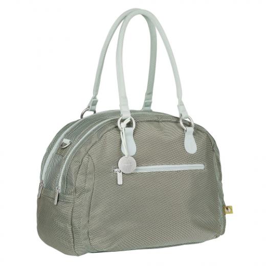 Lassig Bowler Bag Metalic, Frosty