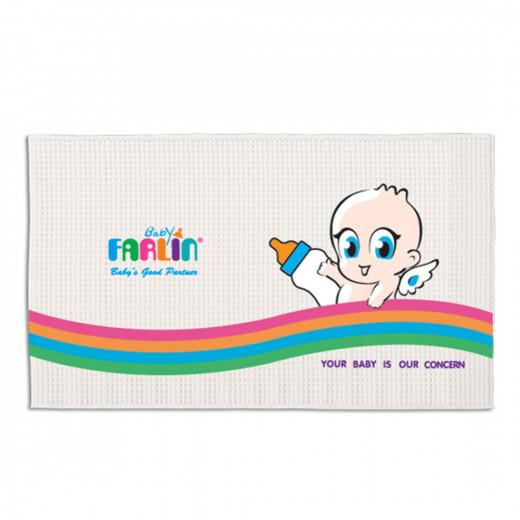 Farlin Air-Filled Rubber Cot sheet