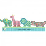 Little Rollers Wooden Toy Elephant