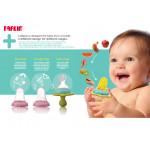 Farlin Grip & Bite Lollipops Baby Oral Set, Green
