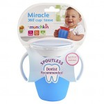 Munchkin Miracle 360 Cup- 7oz- Blue