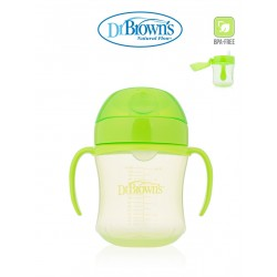 Dr. Brown's Soft Spout Transition Cup - Green